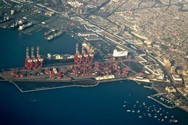 Logistica portuaria de que trata