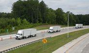 FedEX y Volvo Trucks realizan primeras pruebas del platooning en Estados Unidos