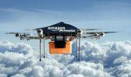 Los drones de Amazon se suicidarán si corres riesgo de que te impacten por una avería